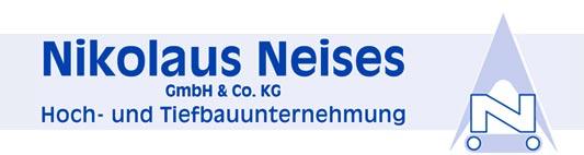Nikolaus Neises - Hoch- und Tiefbauunternehmung